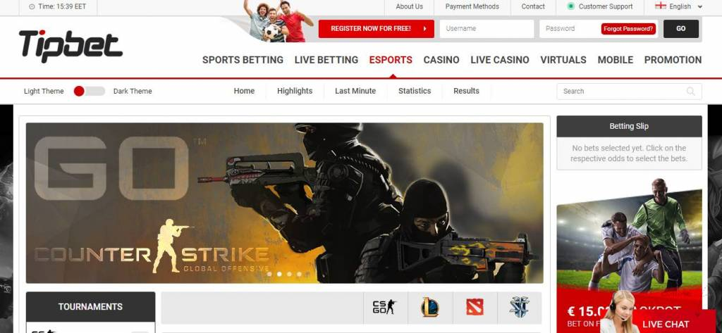 Online CSGO Betting Live Betting